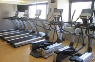 Crowne Plaza Los Angeles fitness
