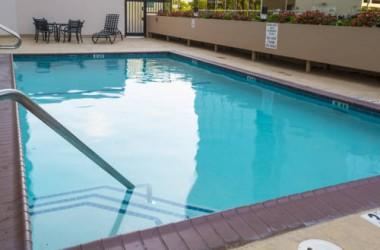 Crowne Plaza Los Angeles Airport pool