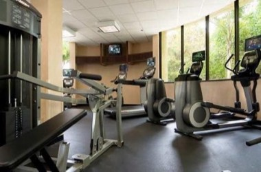 Doubletree Hotel Los Angeles Westside fitness