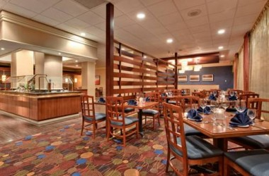 Holiday Inn Los Angeles International Airport buffet dining