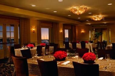 Ritz Carlton Marina Del Rey LAX dining