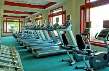 Ritz Carlton Marina Del Rey fitness