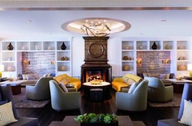 Ritz Carlton Marina Del Rey LAX lounge