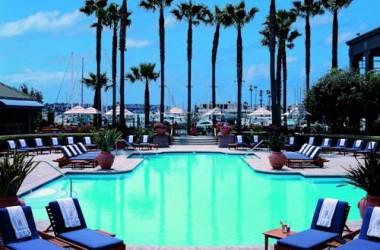 Ritz Carlton Marina Del Rey pool