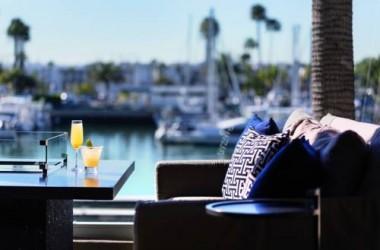 Ritz Carlton Marina Del Rey LAX relax waterfront