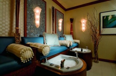 Ritz Carlton Marina Del Rey spa